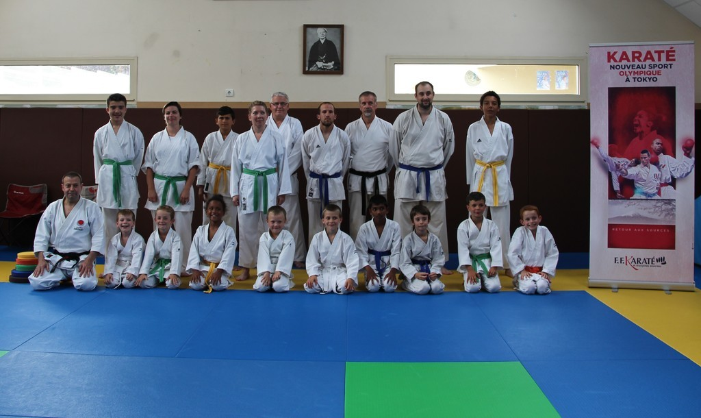 ENERGIE KARATE DO BRENOUILLE